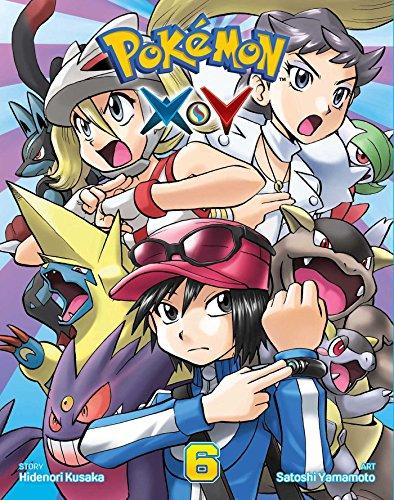 Pokemon X-Y 6 usato  Spedito ovunque in Italia