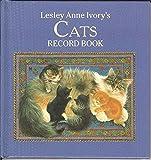 IVORYS CAT RECORD BK (Ebury Press stationery)
