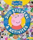 Peppa Pig : 200 stickers et activités...