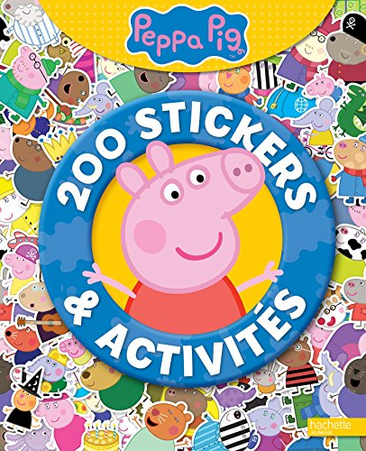 Peppa Pig :  200 stickers et activits