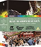 The Wonderful Worlds Of Ray Harryhausen, Volume One: 1955-1960 (Dual Format Limited Edition) [Blu-ray] [Region Free]