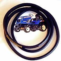 B 125//96/T motore//–/Dimmer Cinture trazione autoportato MTD Black Line B 125//76/T