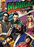 The big bang theory bazinga giant comic poster xXL 100 cm x 140 cm