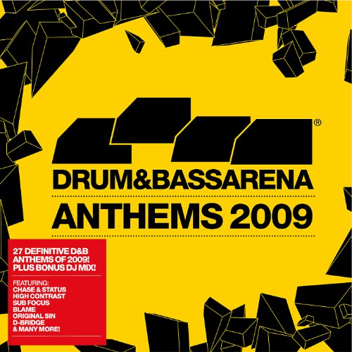 Drum&BassArena Anthems 2009 [C...