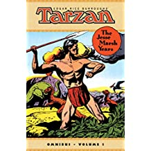 Edgar Rice Burroughs' Tarzan: The Jesse Marsh Years Omnibus Volume 1 (Edgar Rice Burroughs Tarzan: the Jesse Marsh Years Omnibus)