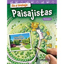 En el trabajo: Paisajistas: Perímetro (On the Job: Landscape Architects: Perimeter) (En el trabajo / On the Job: Mathematics Readers)