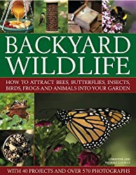 Backyard Wildlife: How to attract bees, butterflies, insects, birds, frogs and animals into your garden by Michael Lavelle (2010-09-16)
