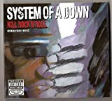 SYSTEM OF A DOWN - Greatest Hits - KILL ROCK 'N ROLL [2 CD Set -