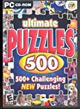 Ultimate puzzles 500 - PC - UK