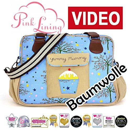 yummy-mummy-wickeltasche-pink-lining-blue-blossom-canvas-baumwolle