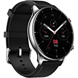 Amazfit GTR 2 Smartwatch with 3GB Music Storage, GPS, Heart Rate, Sleep, Stress, SpO2 Monitor, 14-Day Battery Life, Bluetooth