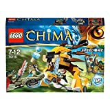 LEGO Legends of Chima 70115 - Ultimatives Speedorz Turnier - LEGO