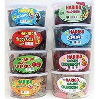 Haribo Mix Frühjahrspaket, 8er Pack, 10,2 kg