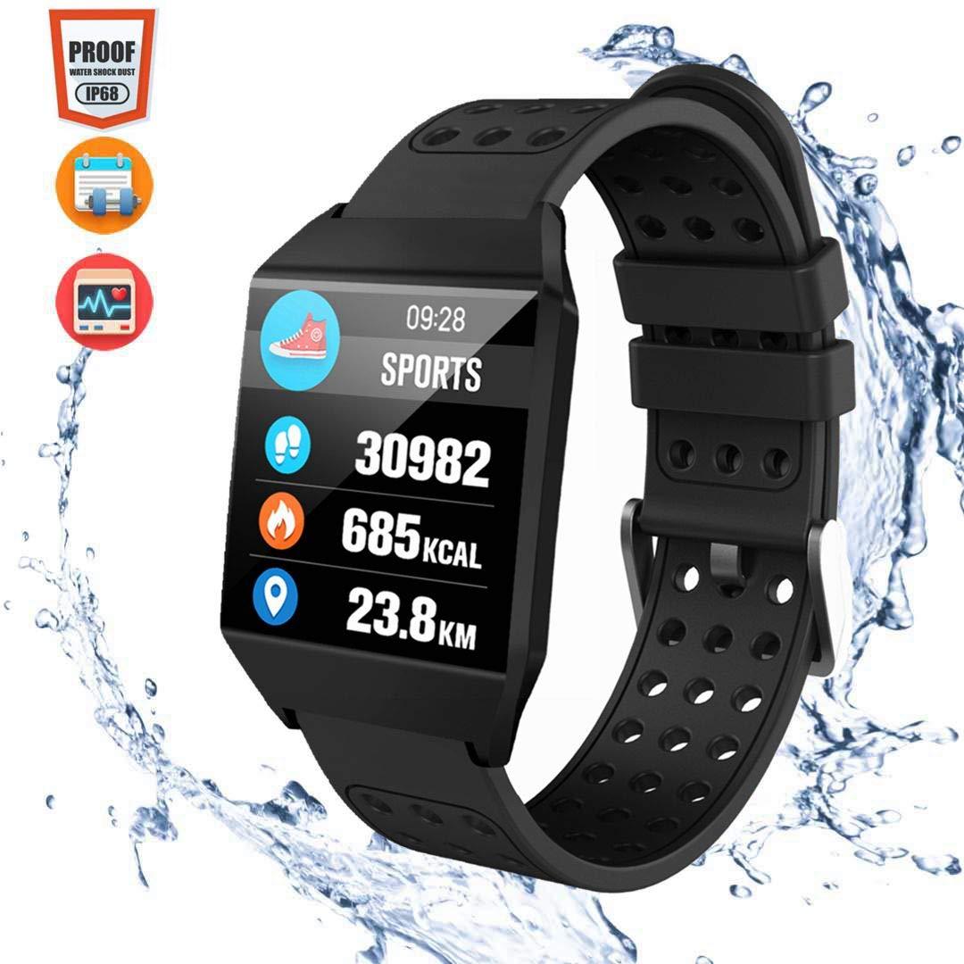 f0c17855a3d8 oferta en CatShin Pulsera Actividad Hombre CS04 Reloj Inteligente ...