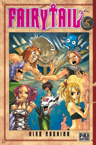 Fairy Tail Vol.5