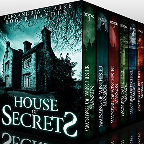 House of Secrets Super Boxset: A Collection of Riveting Haunted House Mysteries (Winchester Mystery House)