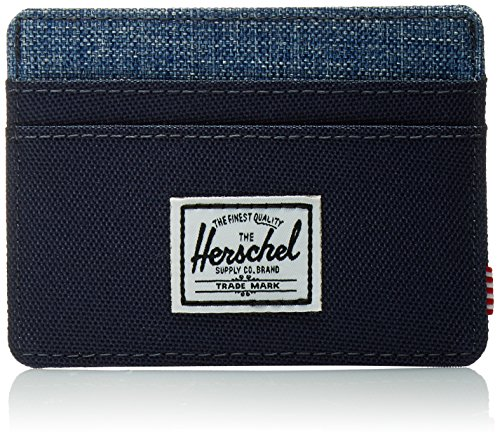 herschel-supply-co-mens-charlie-peacoat-limoges-crosshatch-one-size