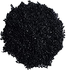 Black Tourmaline TAOtTAO Schwarzer Turmalin getrommelt Chips zerkleinerte Stein Healing Reiki Crystal Schmuck machen (C)