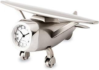 Billionbag Aeroplane Miniature Table Clock Paper Weight Office Desk Corporate Gift Home Dã©Cor