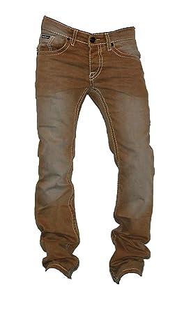 Braune jeans hose