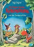 Der kleine Drache Kokosnuss und der Zauberschüler (Die Abenteuer des kleinen Drachen Kokosnuss, Band 26) (Bild: Amazon.de)