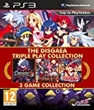 The Disgaea Triple Play Collection [Importación Italiana]