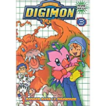 Digimon, tome 3 : danger dans le digimonde