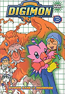 Digimon Edition simple Tome 3