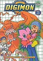 Digimon, tome 3 - Danger dans le digimonde de Akiyoshi Hongo