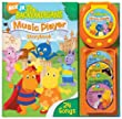 The Backyardigans Music Player Storybook [With Music Player and 4 CDs]