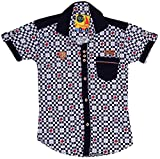 POGO Boys' Cotton Shirt (POGO05 _ 2-3 Ye...
