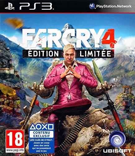 Far Cry 4 (Playstation Far Cry 4)