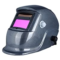 ‏‪Auto Darkening Welding Helmet Welders Mask Arc Tig Mig Grinding Solar Powered‬‏