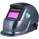 KKmoon Masque de Soudure Automatique Auto Assombrissement de Solaire UV/IR Protection jusqu'à 16 DIN à l'Arc Mig Tig Broyage Aigle