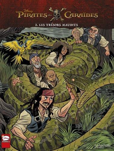 Pirates des Caraïbes, Tome 2 : Les trésors maudits par