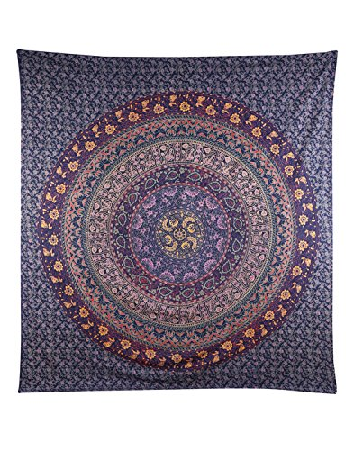 wohnzimmer-fur-wandbehang-deko-marsala-indische-ethnisch-baumwolle-tapisserie-90x82-tapestry-floral-