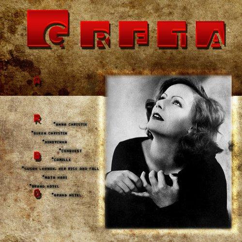 The Outstanding Greta Garbo (D...