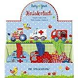 Spiegelburg 11728 Knistertuch Fahrzeuge BabyGlück, sortiert-Preis für 1 Stück