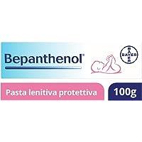 Bepanthenol Pasta Lenitiva Protettiva - Crema Cambio Pannolino Anti Arrossamento Neonato - 100 g