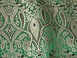 Stoff für Hochzeitskleid, Banarasi, Seidenmischung,