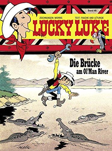 Lucky Luke 68: Die Brücke am Ol'Man River - Mississippi-brücke