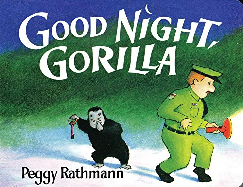 Good Night, Gorilla por Peggy Rathmann