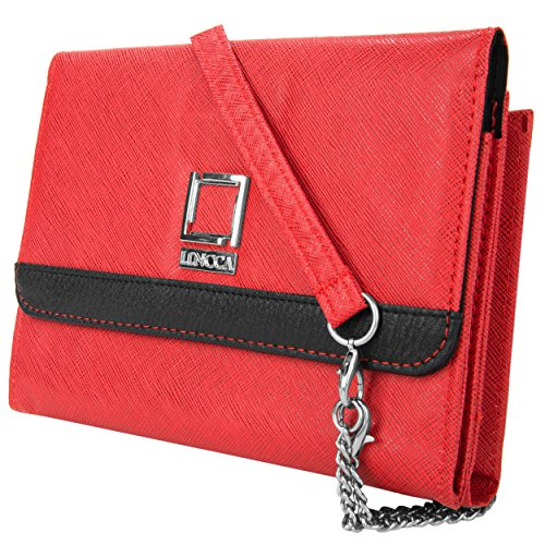 lencca-nikina-vegan-leather-crossbody-smartphone-clutch-wallet-purse-with-removable-chain-shoulder-s