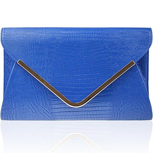 ZARLA, Poschette giorno donna Blu (Blu Royal)