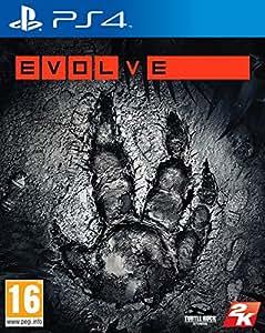 2K Evolve, PS4