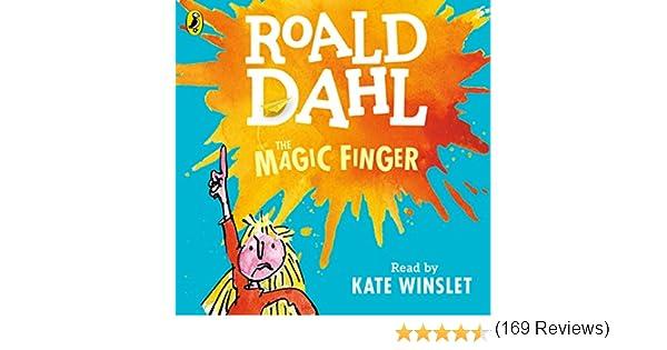 The Magic Finger (Audio Download): Amazon.co.uk: Roald Dahl, Kate ...