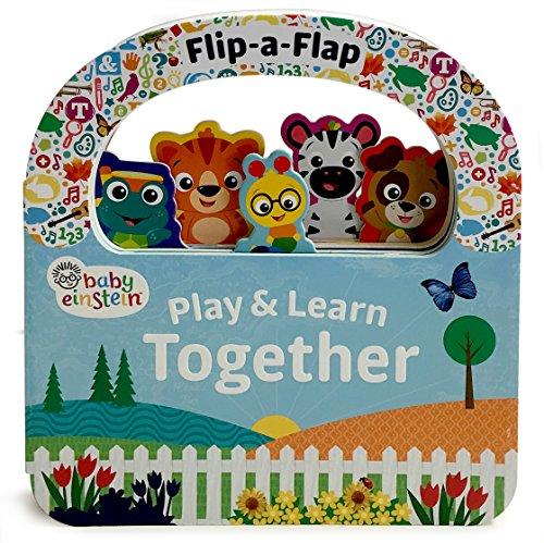 Baby Einstein Play & Learn Together (Flip a Flap) por Scarlett Wing