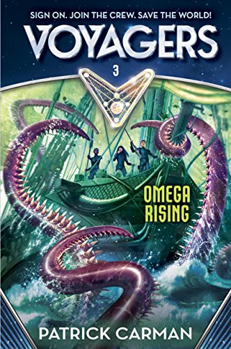 Voyagers: Omega Rising (Book 3) (English Edition)