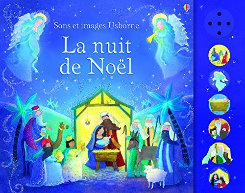 La nuit de Noël - Sons et images Usborne