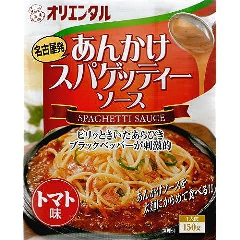 Oriental salsa di spaghetti gusto salsa di pomodoro pezzi 150gX30
